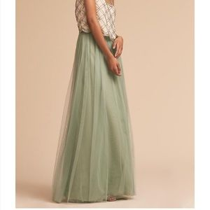 Jenny Yoo Collection BHLDN Tulle Skirt